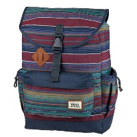 【バンズ バックパック】VANS COYOTE HILLS BACKPACK Woven Dobby Stripe