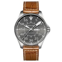 ハミルトン カーキ メンズ 腕時計 Hamilton Khaki Aviation Pilot Men's Watch - H64715885