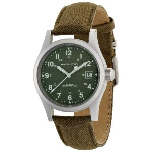 ハミルトン カーキ メンズ 腕時計 Hamilton - Men's Watches - Hamilton Khaki Field Mechanical Officer - Ref. H69 419...