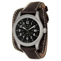 ハミルトン カーキ メンズ 腕時計 Hamilton Khaki Field Mechanical Officer Men's Manual Watch H69519533