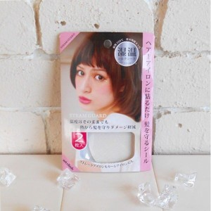 STEAMGUARD スチームガード <2枚入り> (ヘアアイロン用)【STEAMGUARD、スチームガード、ヘアアイロン用シール】