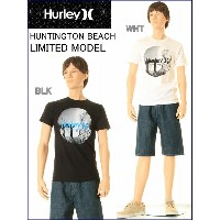【限定商品!】HURLEY HUNTINGTON BEACH KRUSH PIER【ハーレー ハンティントンビーチ限定モデル】Hurley MEN'S HUNTINGTON BEACH T...