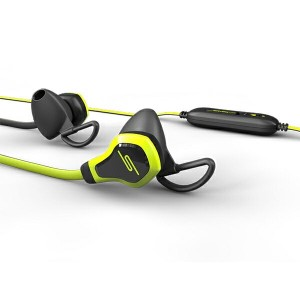 SMS Audio BioSport In-Ear Wired Ear Bud With Heart Monitor Yellow(イエロー)【SMS-EB-BIOSPORT-YELLOW...