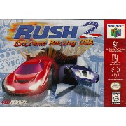 【中古】 N64 北米版 RUSH 2 EXTREME RACING USA