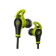 SMS Audio STREET by 50 In-Ear Wired Sport Headphones Yellow(イエロー)【SMS-EB-SPRT-YLW】防滴仕様スポーツ用カナル型イヤホン(...