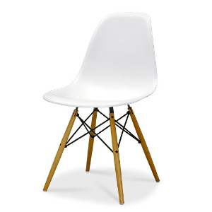Eames Shell Chair イームズ チェア Side Chair(DSW) /ホワイト【smtb-ms】【RCP】.