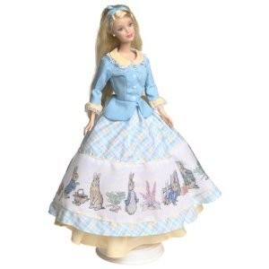 Barbie Peter Rabbit 100 Year Celebration Collector Edition