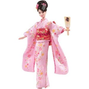 2008 Happy New Year Oshogatsu Japan Exclusive Barbie バービー Doll 人形 ドール