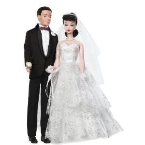 Barbie バービー Collector 50th Anniversary Dolls - Wedding Day Barbie バービー and Ken Giftset 人