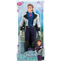 Disney (ディズニー)Frozen Exclusive 12 Inch Classic Doll Hans ドール 人形 フィギュア