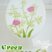 Greenトイレマット(普通便座)FL-4739【TC】【10SS】【RCP】
