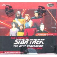 ■セール■新スタートレック THE COMPLETE OF STAR TREK THE NEXT GENERATION BOX