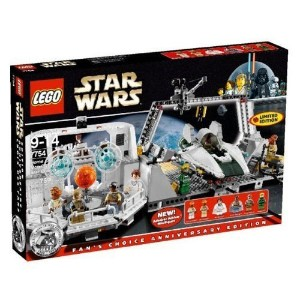 LEGO Star Wars (レゴブロック:スターウォーズ) Exclusive Limited Edition Set Home One Mon Calamari