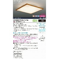 LEDH82753LC-LT4 東芝 シーリングライト 調光・調色 LED(調色) ~12畳 532P15May16 lucky5days