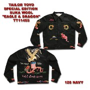 TAILOR TOYO テーラー東洋 SPECIAL EDITION SUKA WOOL 『EAGLE&DRAGON』 TT11455_128