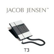 Jacob Jensen T3 TelephoneJJN010010【02P05Nov16】