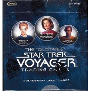 "THE""QUOTABLE"" STAR TREK: VOYAGER TRADING CARD 「スタートレック:ヴォイジャー」名言トレーディングカード(送料無料)"