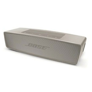 【送料無料】 BOSE ブルートゥーススピーカー (パール) SoundLink Mini Bluetooth対応 speaker II SLink Mini II[SOUNDLINKMINIIIPR...