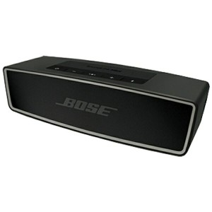 【送料無料】 BOSE ブルートゥーススピーカー (カーボン) SoundLink Mini Bluetooth対応 speaker II SLink Mini II[SOUNDLINKMINIIIC...
