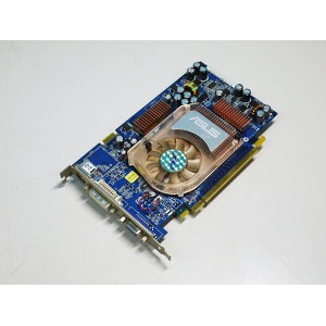 ASUS GeForce 6600GT 256MB DVI/VGA/TV-out PCI Express x16 EN6600GT/HTD/256【中古】【対象商品は5,000円以上のお買上げで送料無...