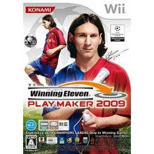 Winning Eleven PLAY MAKER 2009 [Wii] / ゲーム