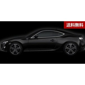 SUBARU BRZ HB Sports 3D Luxury Trim バイザー付