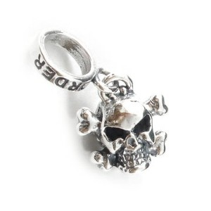 【ロイヤルオーダー ペンダント】PIRATE SKULL PENDANT SMALL 【ROYAL ORDER】