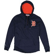MLB MITCHELL & NESS SPOT LIGHT LIGHTWEIGHT HOODIE フーディー・パーカー MENS メンズ NAVY 紺・ネイビー Tシャツ