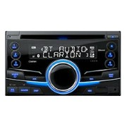 clarion クラリオン CX315 2DIN Bluetooth / CD / USB / MP3 / WMA レシーバー