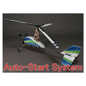 no2 Durafly Auto-G2 Gyrocopter w/Auto-Start System 821mm (PNF)