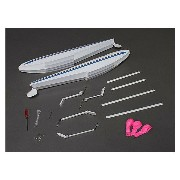 Float Set for Hobbyking 182 Civil Aircraft 500 Class フロート 水上機