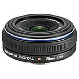 【送料無料】オリンパス ZUIKO DIGITAL 25mm F2.8 ZD25MMF2.8 [ZD25MMF28]