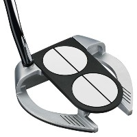 Odyssey Works Versa 2 Ball Fang Lined Putters【ゴルフ ゴルフクラブ>パター】