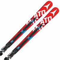 ATOMIC〔アトミック スキー板〕<2016>REDSTER FIS DOUBLEDECK 3.0 GS M + X16 VAR【金具付き・取付料送料無料】〔z〕