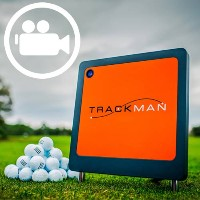 TrackMan Pro with Video Analysis 【ゴルフ 練習器具】