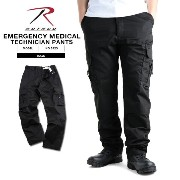 ROTHCO ロスコ 3823 DELUXE E.M.T.(EMERGENCY MEDICAL TECHNICIAN)パンツ mss WIP メンズ