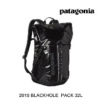 2015 PATAGONIA パタゴニア バックパック BLACK HOLE PACK 32L BLK BLACK