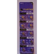 40 pcs AG5 Card 1.5v Alkaline Battery Compatible with AG5 D309 D393 G5 G5A L754 LR48 LR754 RW28 SR48 SR754 SR754W 15 48 193 309 393 546 309-1W 393-1W...