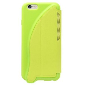 SwitchEasy BOOMBOX Lime Green iPhone 6用ケース BP11-125-14