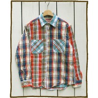 CAMCO Limited Heavy Weight Flannel Shirts Long Sleeve / Crazy カムコ 限定 ヘビーウエイト フランネル シャツ 長袖 ネルシャツ 定番...
