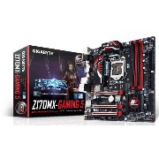 GIGABYTE GA-Z170MX-Gaming 5 LGA1151 Intel Z170搭載 Micro ATX マザーボード