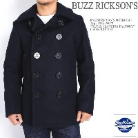 "BUZZ RICKSON'S バズリクソンズ ピーコート Pコート Type PEA COAT ""NAVAL CLOTHING FACTORY"" BR11554 【土曜もあす楽対応】【10P03Sep16..."