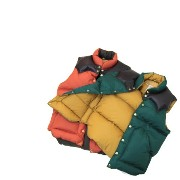 ROCKY MOUNTAIN FEATHERBED(ロッキーマウンテンフェザーベッド)MENS DOWN VEST メンズダウンベスト