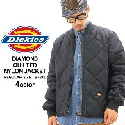 ディッキーズ Dickies ディッキーズ ジャケット メンズ 大きいサイズ 61242 [Dickies ディッキーズ アウター 大きいサイズ メンズ キルティング ジャケット ナイロンジャケット...