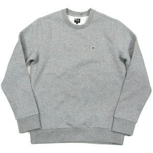 OBEY(オベイ) EIGHTY NINE CREW Regular fit Sweat Shirt(スウェットシャツ)