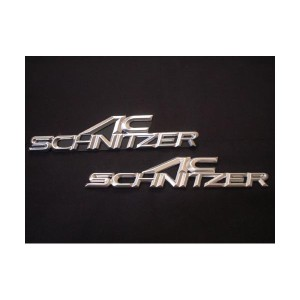 AC SCHNITZER REAR ENBLEM for ALL BMW