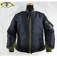 "No.SC13182 MFSC ミスターフリーダムSEA HUNT HELO JACKET""NAVY"""