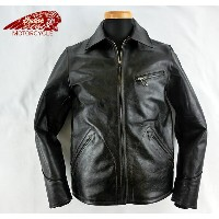 No.IM80402 INDIAN MOTORCYCLE インディアンモーターサイクルHORSE HIDE SPORTS JACKET