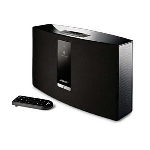 SOUNDTOUCH20 3BLK【税込】 ボーズ Wi-Fi/Bluetooth対応ワイヤレススピーカー(ブラック) BOSE SoundTouch 20 Series III wireless...