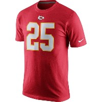 NFL チーフス ジャマール・チャールズ Player Pride Name & Number Tシャツ Nike 特別セール